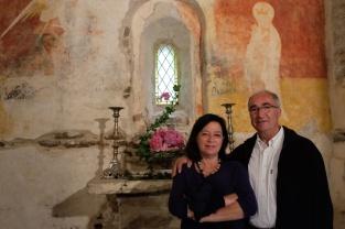 Fête du 16 aout 2015 à la chapelle Saint-Clair de Verdun